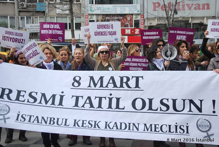 8 Mart - İstanbul